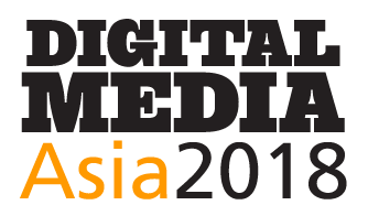 Digital Media Asia 2018 logo
