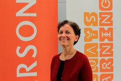 What is a Publisher Now? Hélène Dennery, Managing Director for Pearson in Western Europe