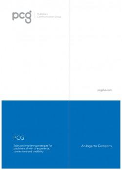 PCG brochure