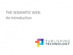 An Introduction to the Semantic Web – new video