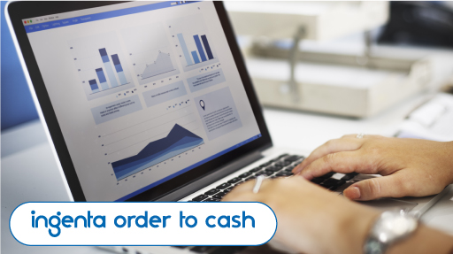 ingenta order to cash automate publishing order management
