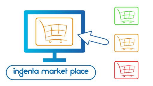 Ingenta Market Place supplier bidding system